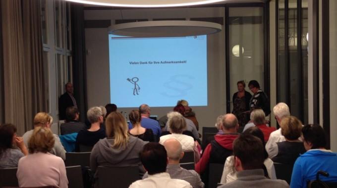 """Disskussionsrunde Zum Thema """"Sozialversicherungsrecht"""